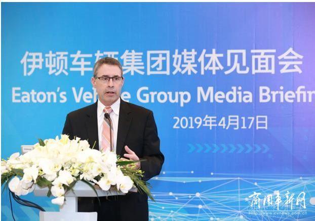 车展直击|伊顿为中国日益增长的电动车市场引入新技术