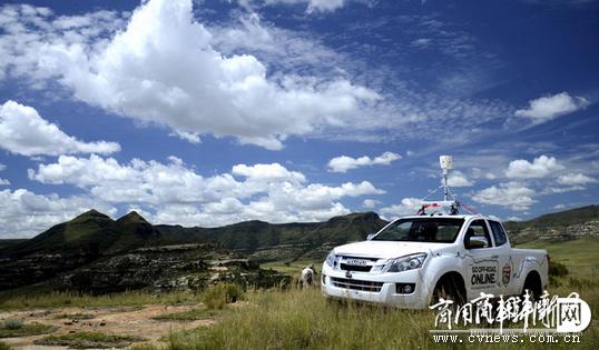 重点一吨皮卡 通用南非仅产五十铃卡车