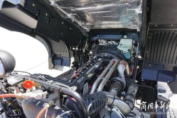 采埃孚AMT变速箱带液缓,看2019款欧曼EST-A都有哪些升级
