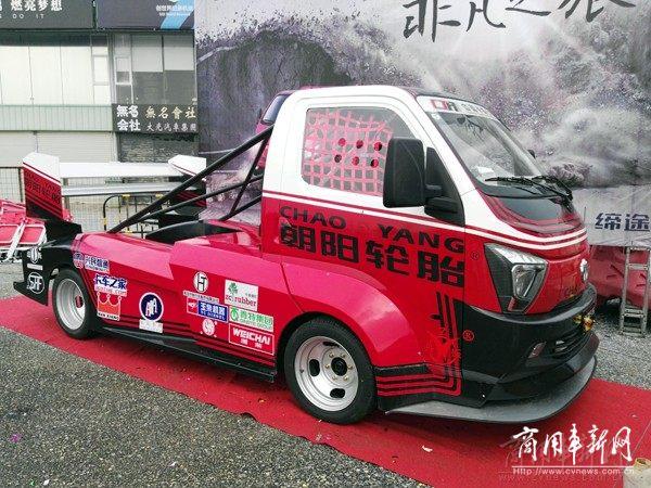 无界限  飞碟汽车征服赛场和市场