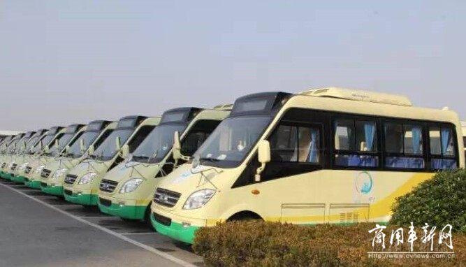 近200辆快充公交驶入浙江六城