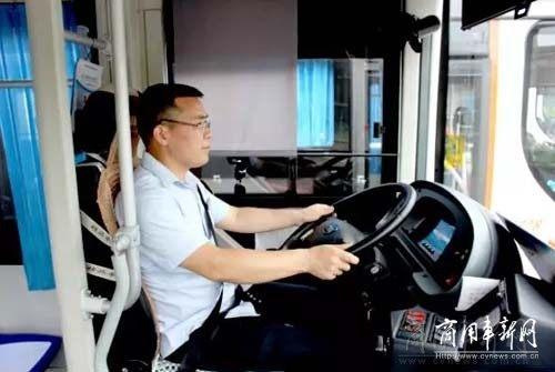 寻找示范线路 中车电动公交在浙江