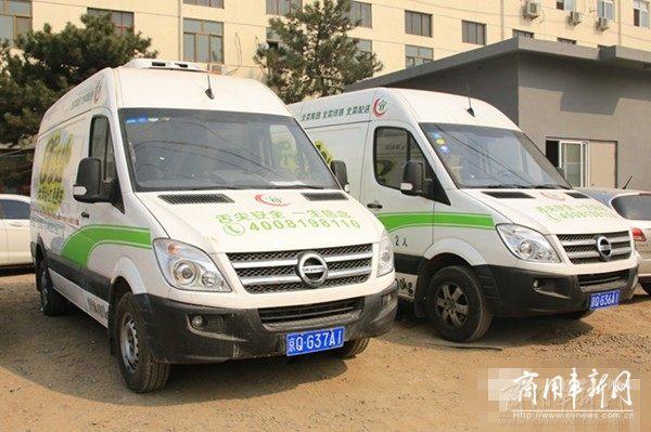 南京金龙纯电物流车渐成北京菜篮子主角
