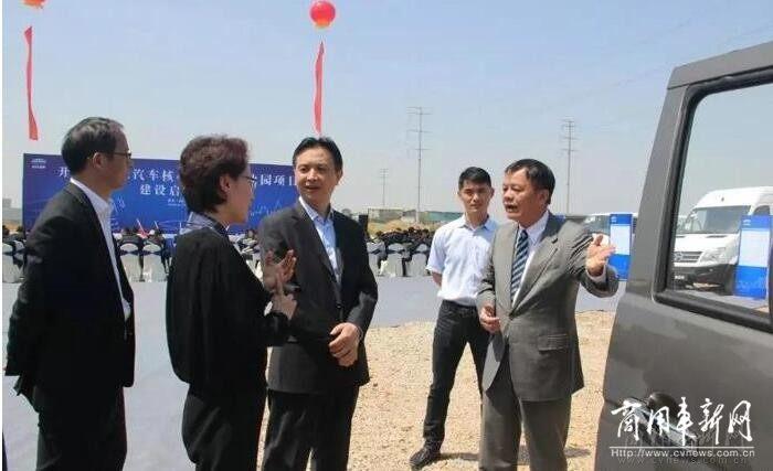 生产新能源汽车核心零部件,开沃汽车南京产业园开工