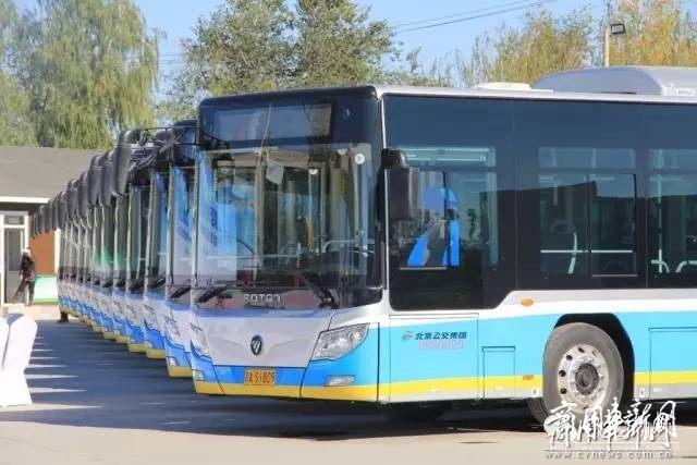 北京近六成纯电动公交采用微宏快充技术