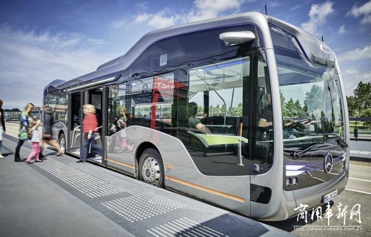 梅赛德斯奔驰将于今年秋季推出Citaro电动客车