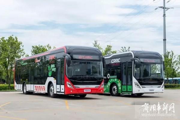 中车电动新能源客车全力进军海外