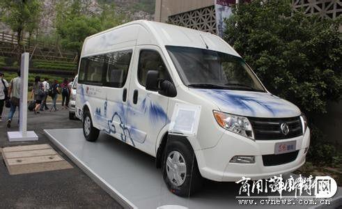 """200辆""""襄阳造""""纯电动轻客交付杭州"""