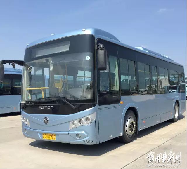 徐州公交开启纯电动巴士快充模式