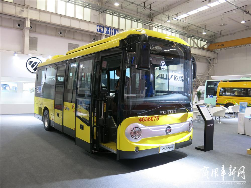 2019国际公共交通展:最全、最新、最有特色的新能源车都在这里