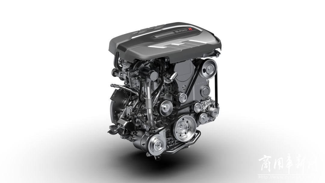 搭载上汽动力M系列发动机的大通D90柴油版正式发布