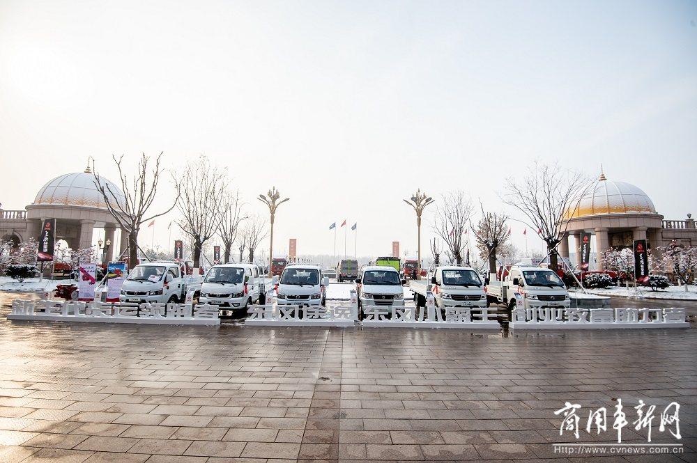 抢占市场高地 东风轻型车全系国VI产品上市发布