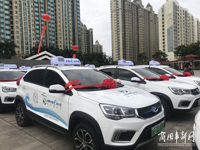 """村村通""""微公交""""上线运营 首批开通29条线路"""