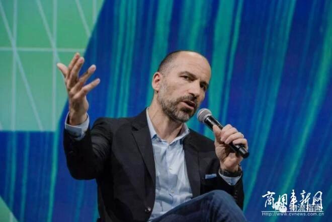 """要做美国版""""闪送""""?Uber CEO:或将提供零售快递服务"""