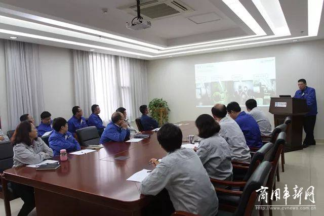 渤海活塞举办2019年度省市首席技师工作站成员创新创效项目汇报展评