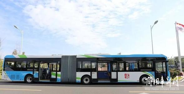 乘上中车电动纯电动巴士,去探寻上海别样风貌