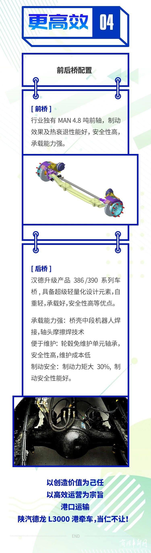 L3000港牵车,空柜、轻柜运输新担当