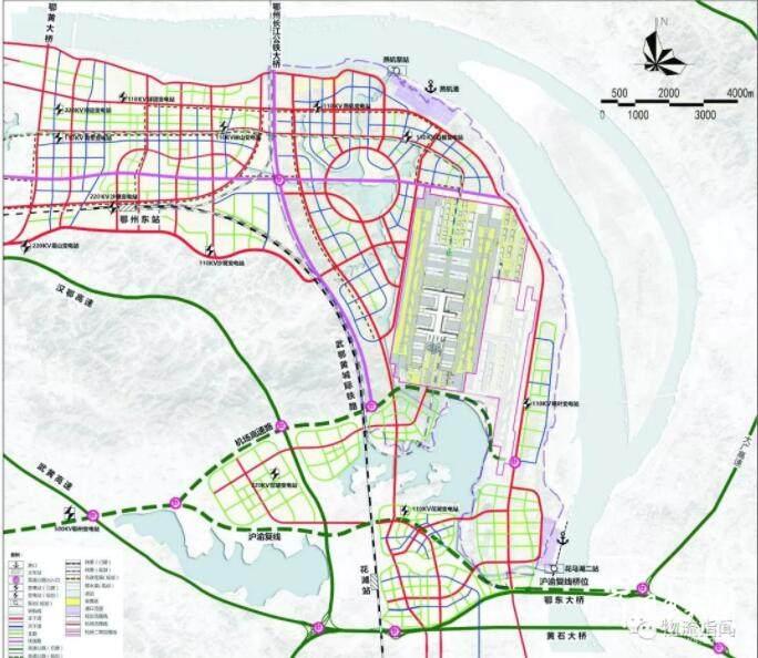 湖北国际物流核心枢纽综合交通规划出台,实施5大工程