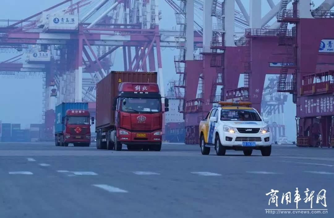两部委通知:对卡车司机不实行隔离措施