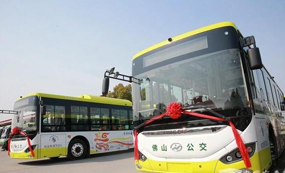 105辆海格客车助广东顺德汽运开拓防疫运营新局面