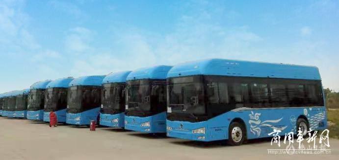 186台金旅氢燃料电池客车 助力佛山南海区仙湖氢谷项目建设