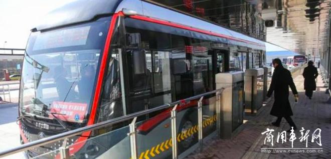 """上海这片区域将建""""71路""""中运量BRT,使用氢燃料电池"""