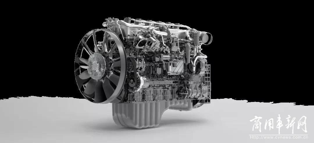 红岩牵引车配套上汽动力可靠再加倍