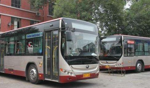 180辆宇通混动公交车在天津全新上路