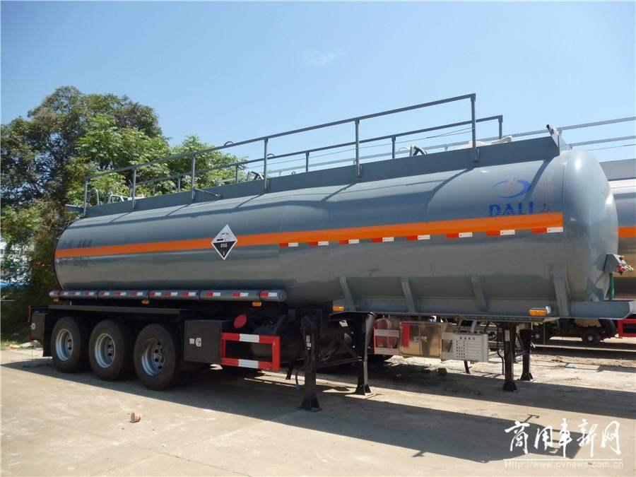 卡车安全讲堂|从车辆到罐体安全 细说液化石油气运输车辆安全