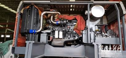 菲亚特动力科技C13工业用发动机完成钢板桩装机测试