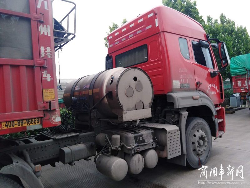 节气赛 百公里气耗21.23kg 豪瀚N7G强力吸粉老司机