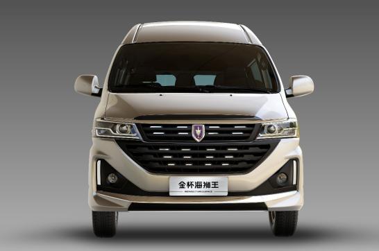 """雷诺技术加持的金杯新车型命名为""""金杯海狮王"""" 计划年底上市"""