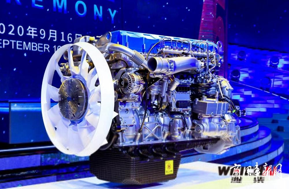 潍柴树立全球柴油机热效率新标杆!