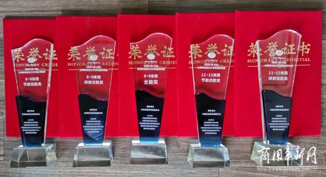 最新奖项公布!安凯狂揽五项新能源大奖!