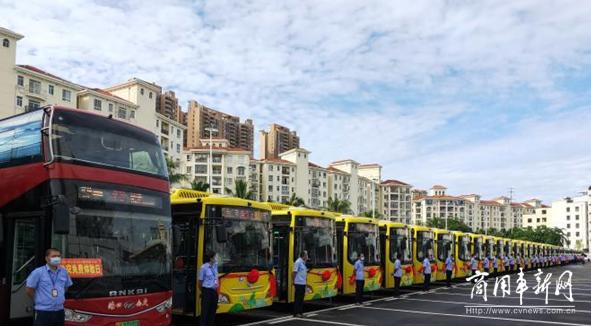 海口:公交新能源与清洁能源化占比达100%