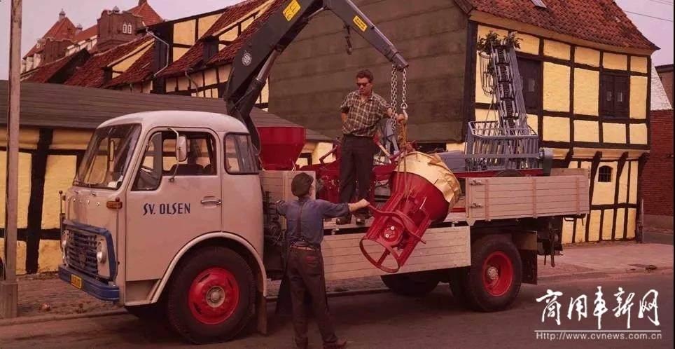 向经典致敬!那些年我们一起追过的沃尔沃卡车