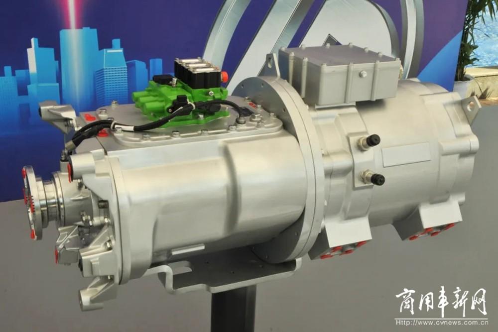 法士特新能源电驱动产品再获大单