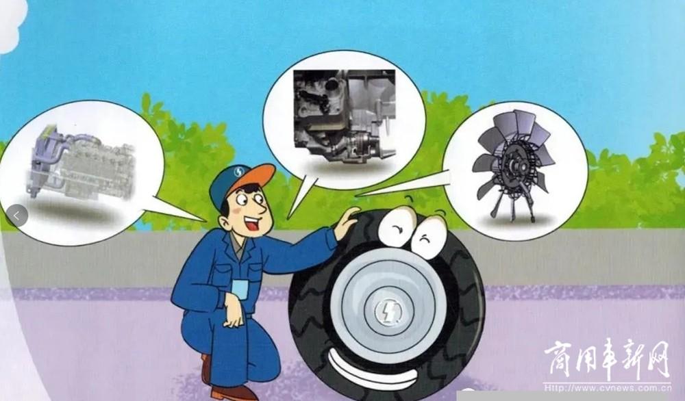 陕汽重卡 | 常在路上跑 胎压知多少