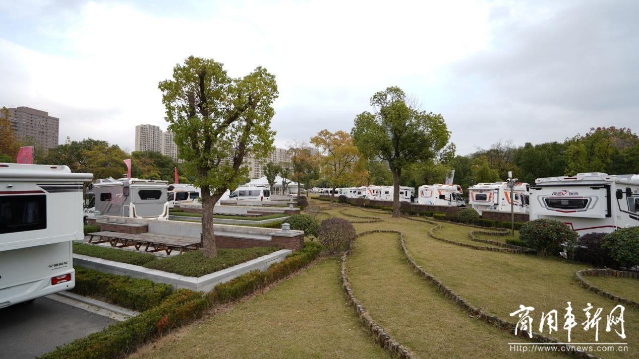 畅享房车生活!第十三届上海国际房车展即将举行