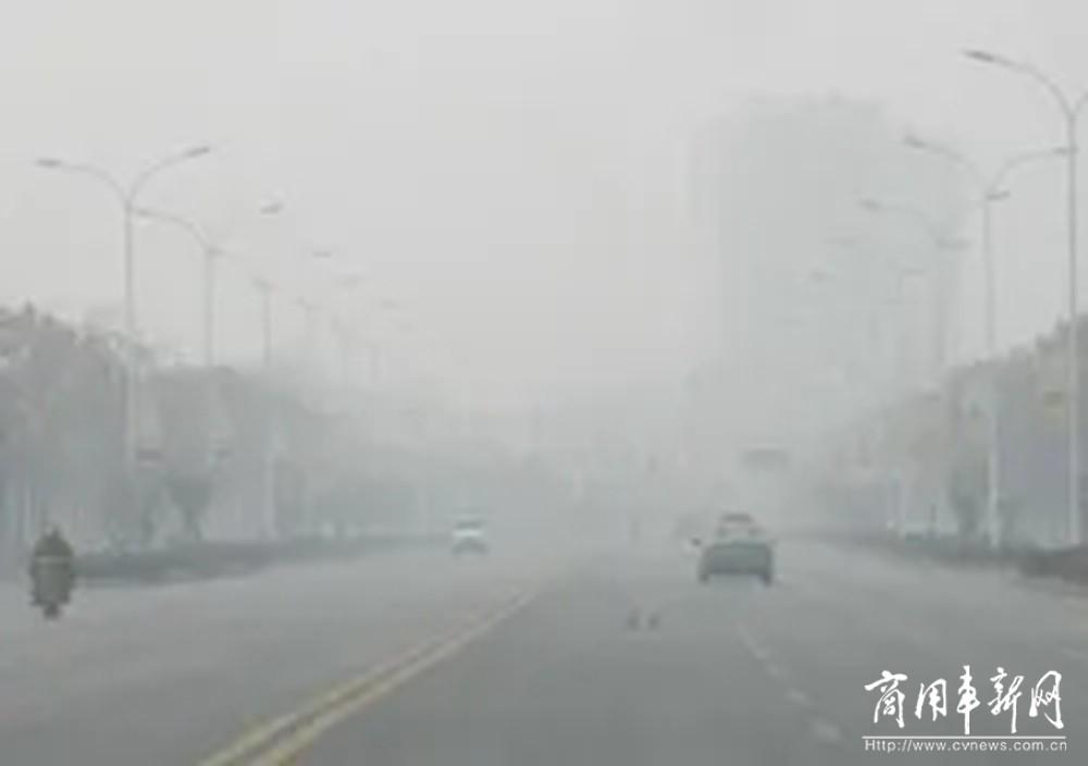 雾霾太大看不清?教你4招轻松应对