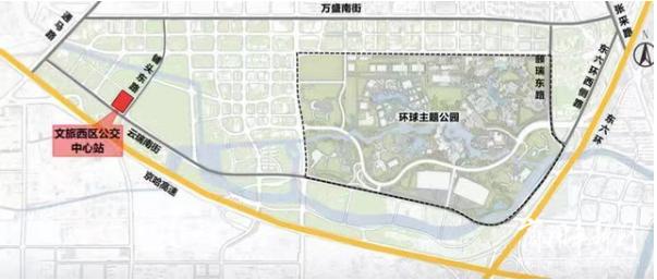 北京又有新项目要开建!到环球主题公园更方便!