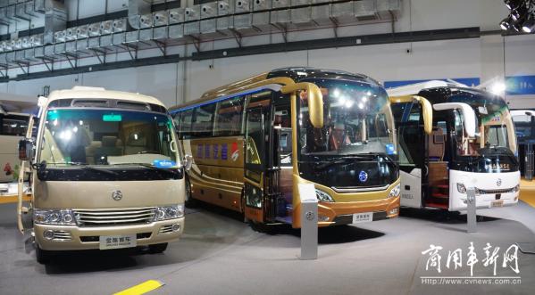 深度满足市场,以精品制胜!金旅客车闪耀2020中国旅游出行大会