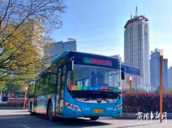 """西宁致力打造 """"公交都市"""""""