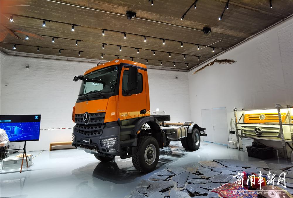 疫情后的奔驰卡车:销量创八年新高!在中国加速奔跑