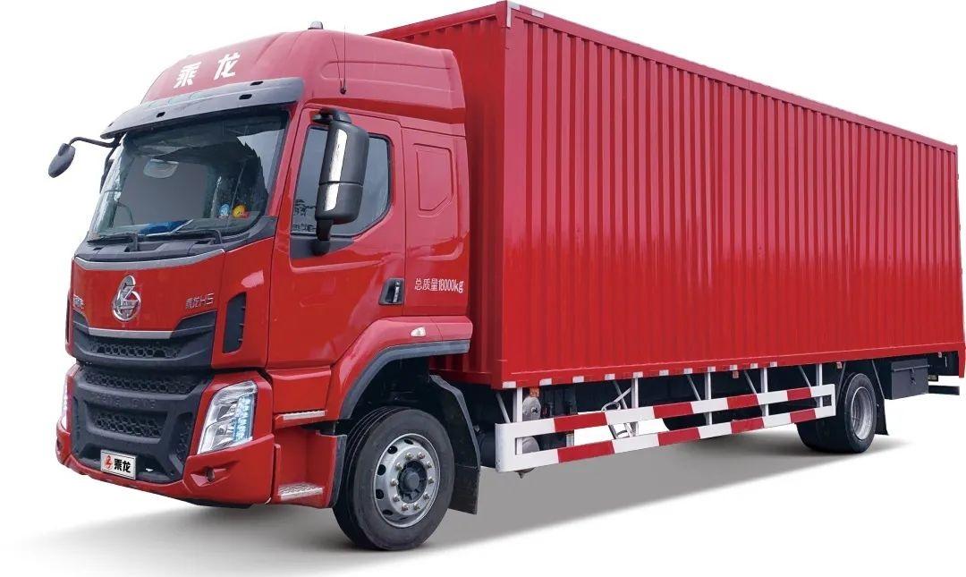 """""""勤俭持家""""好卡车,还得看乘龙H5大单桥快递车"""