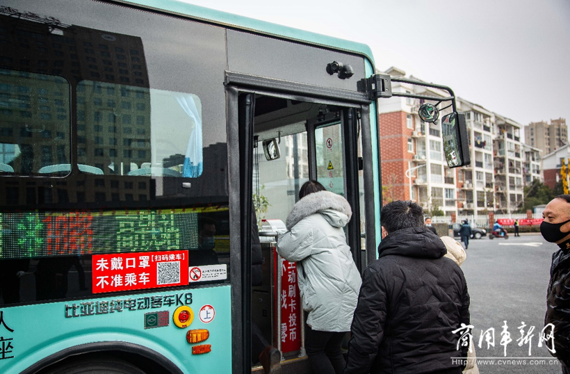 服务便捷出行  比亚迪纯电动公交车批量交付安徽无为