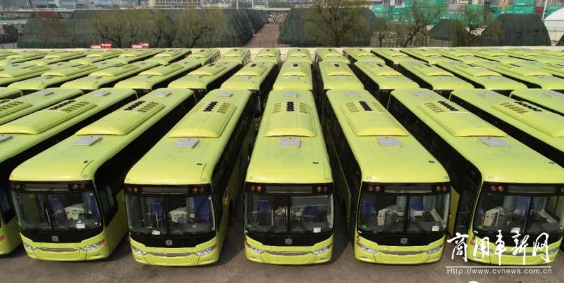 """从""""新能源""""到""""定制化"""" 盘点中通客车2020海外之路"""