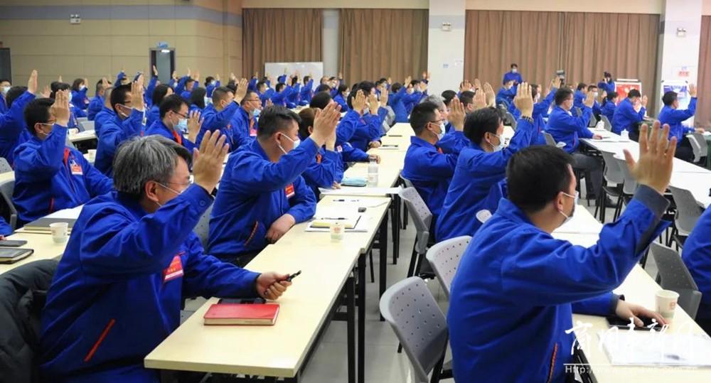 法士特集团召开第十一届职工暨第九届会员第二次代表大会
