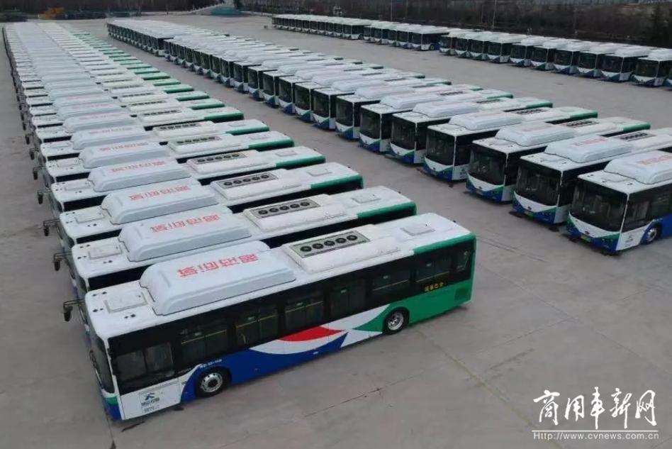 优化线路更新车辆,青岛温馨巴士助市民乘客便利出行