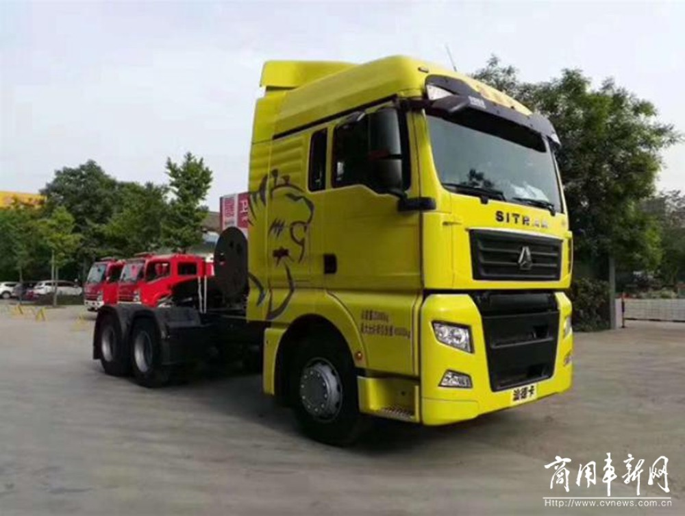 年省4万元!汕德卡C7H国六燃气车实力征服10年老司机